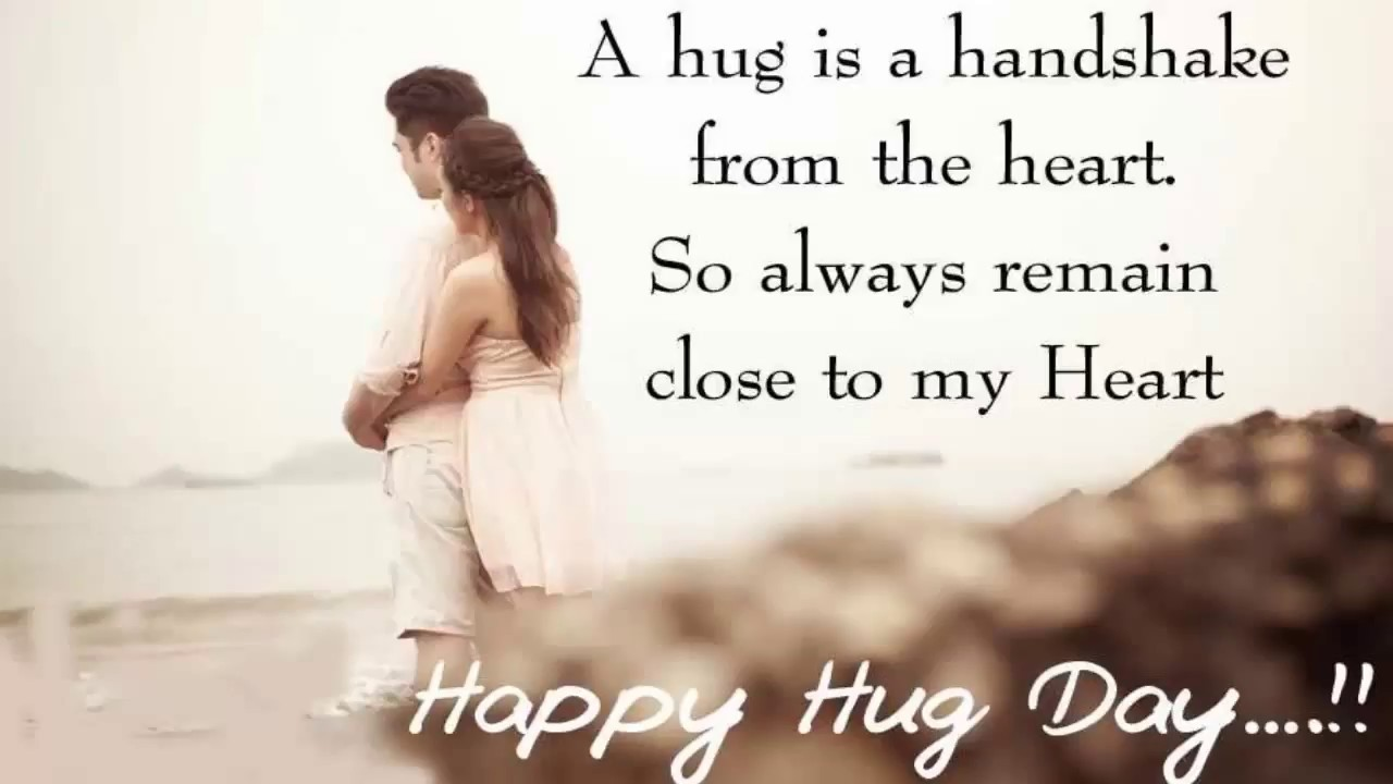 Quotes Of Hug Day thumbnail