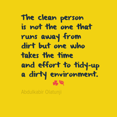 Quotes On Cleanliness By Famous Personalities Tumblr thumbnail