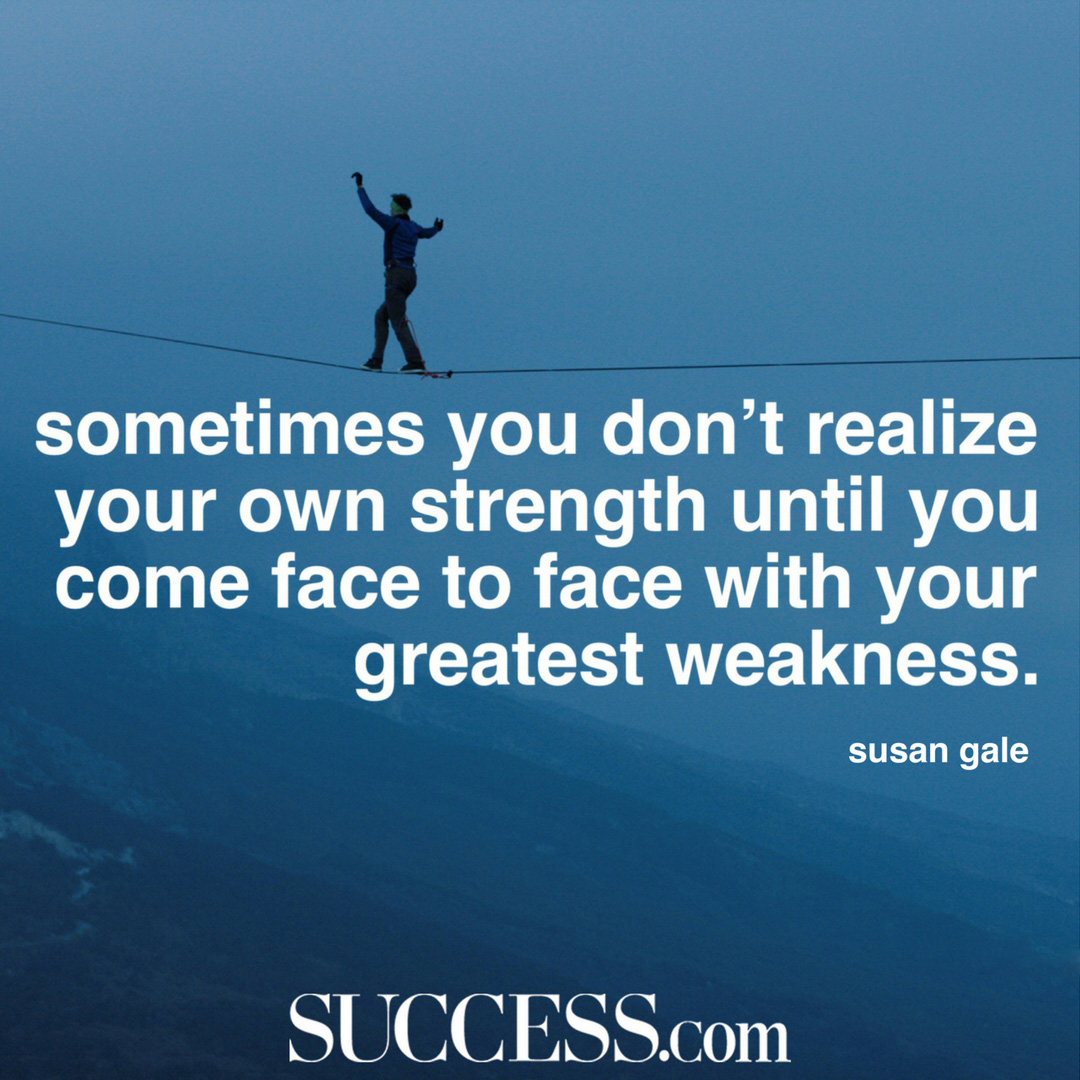 Quotes On My Strength Facebook thumbnail