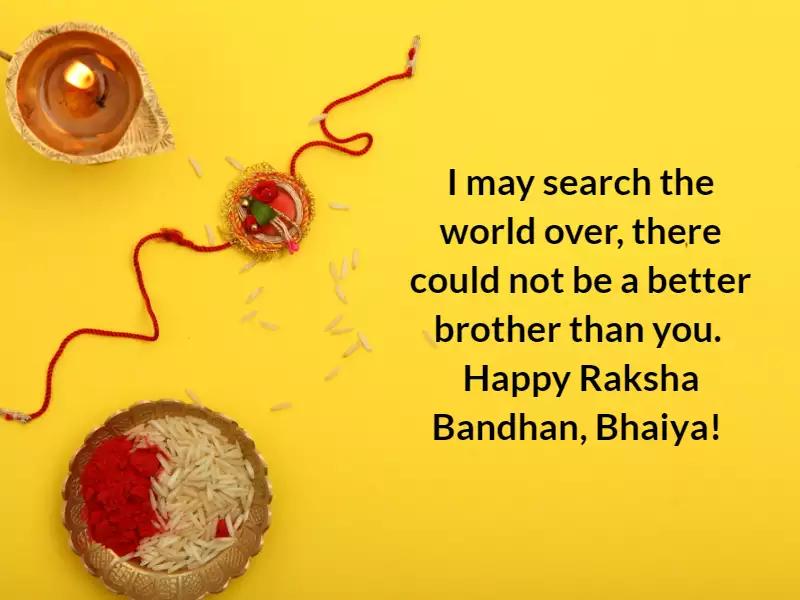 Quotes On Rakhi In English Twitter thumbnail
