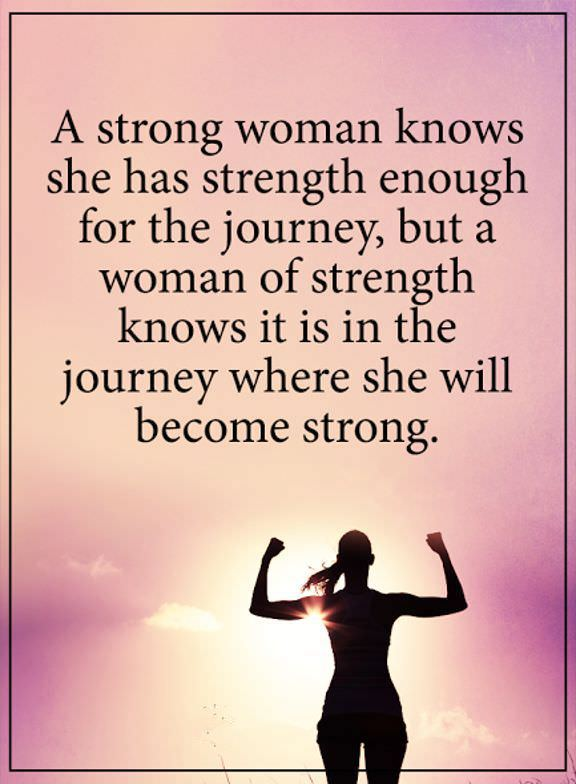 Quotes Regarding Women's Strength Pinterest thumbnail