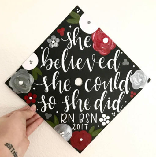 Quotes To Put On Graduation Caps Twitter thumbnail