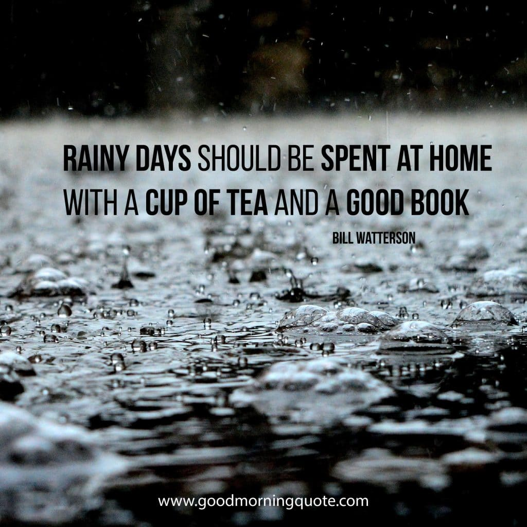 Rainy Day Positive Quotes Pinterest thumbnail