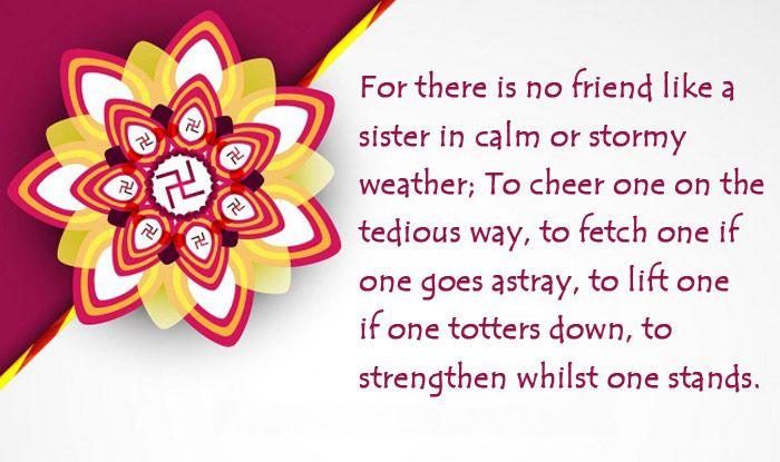 Rakhi Quotes For Sister thumbnail