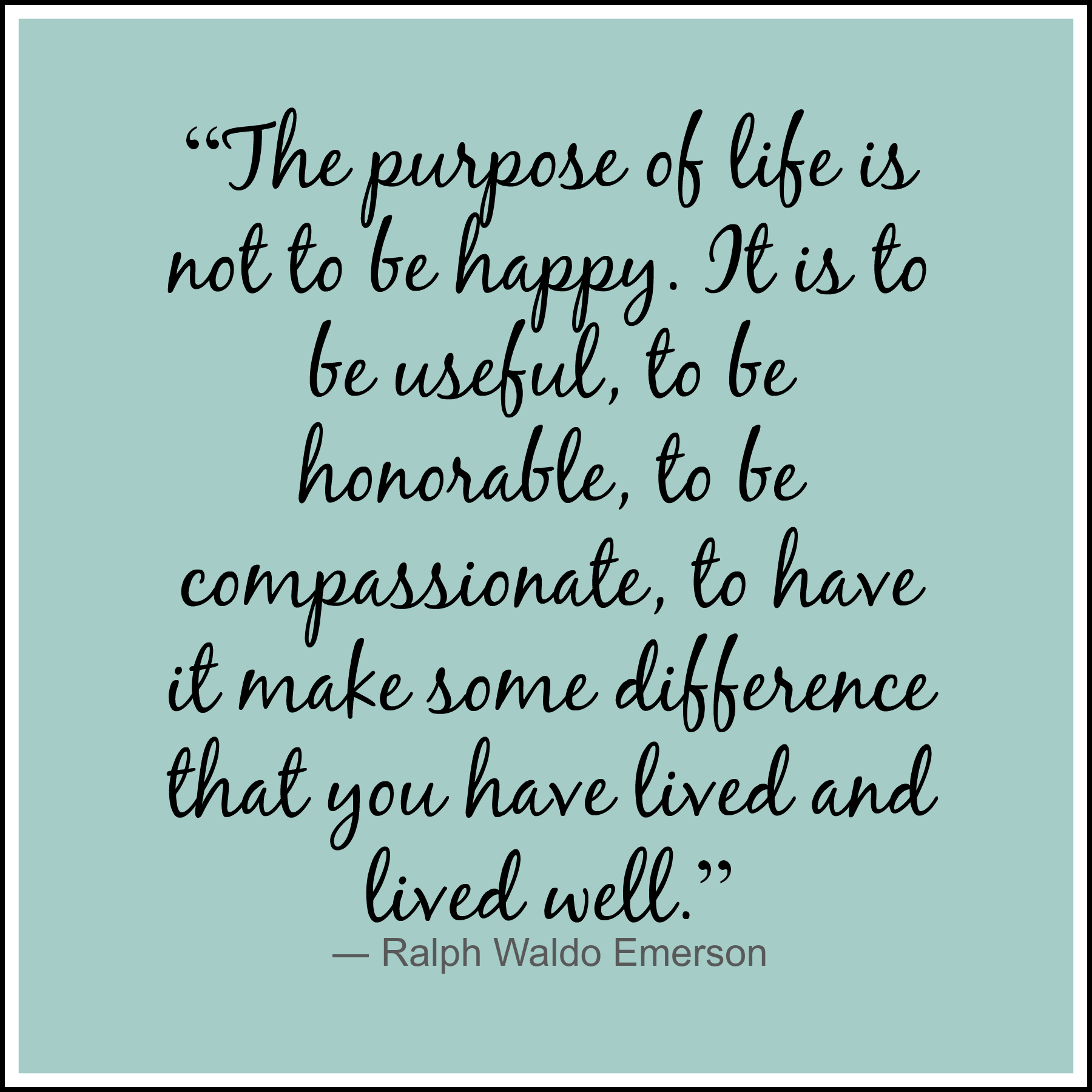 Ralph Waldo Emerson Happiness Pinterest thumbnail