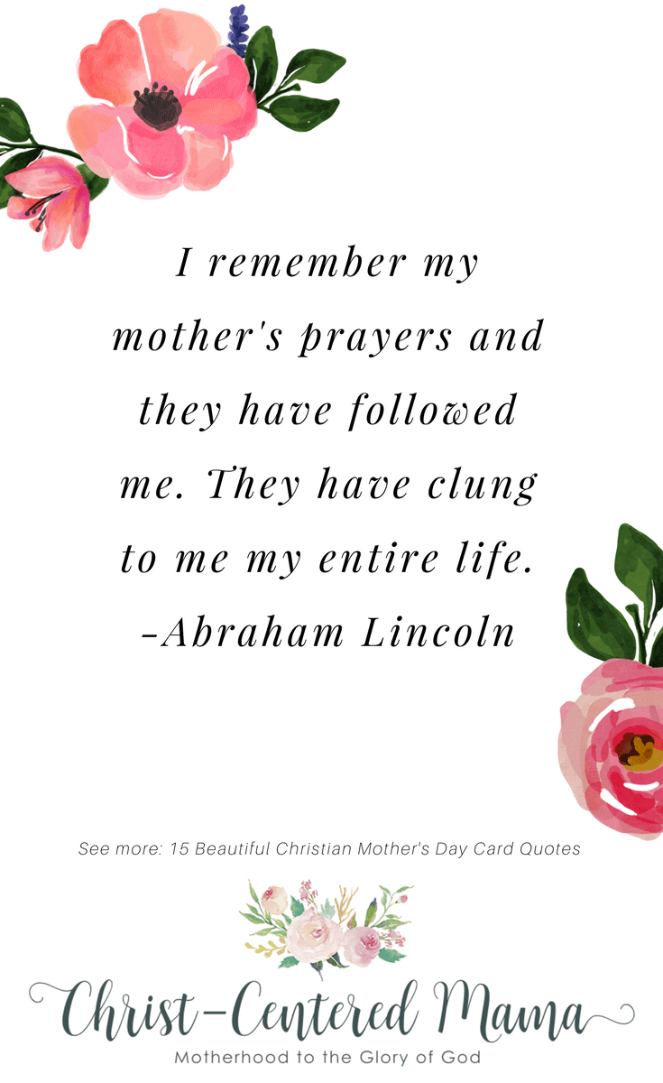 Religious Mothers Day Quotes Bible Tumblr thumbnail