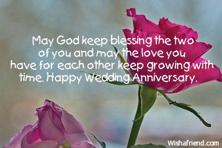 Religious Wedding Anniversary Wishes Facebook thumbnail