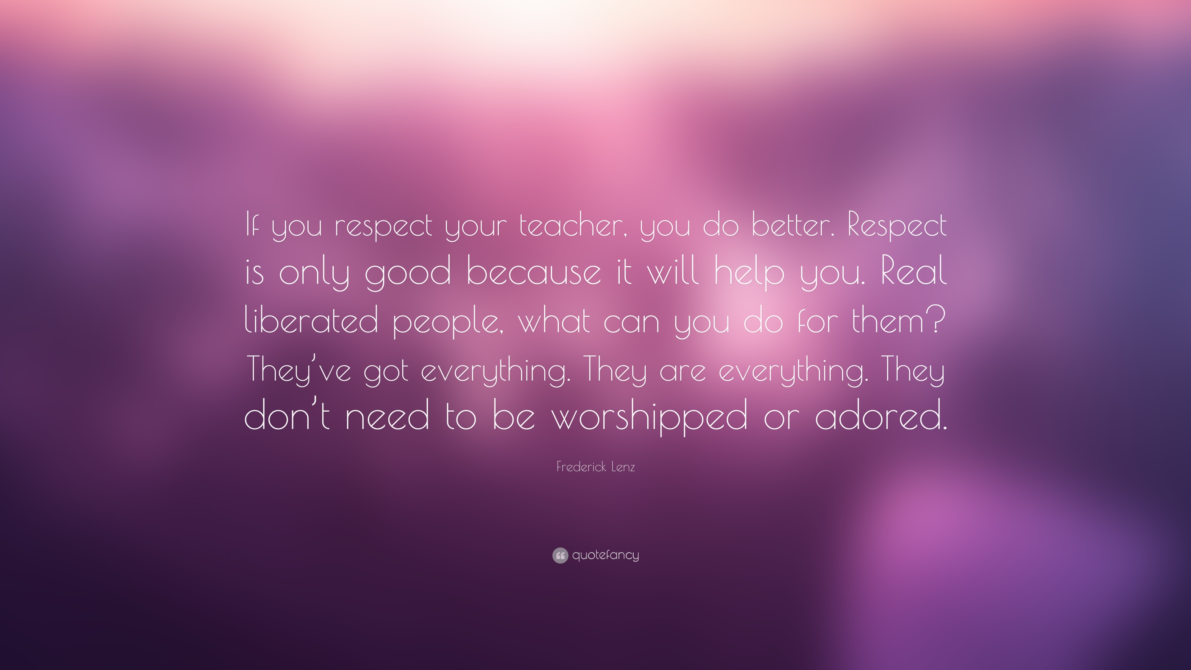 Respect Your Teachers Quotes Twitter thumbnail