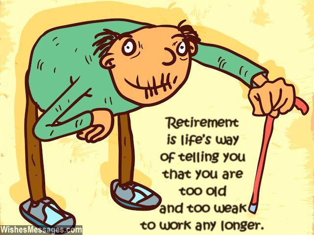 Retirement Words Of Wisdom Funny Pinterest thumbnail