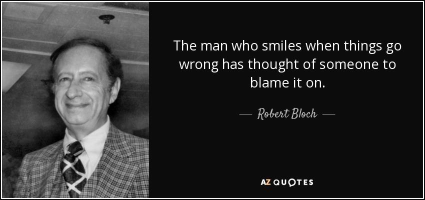 Robert Bloch Quotes Facebook thumbnail