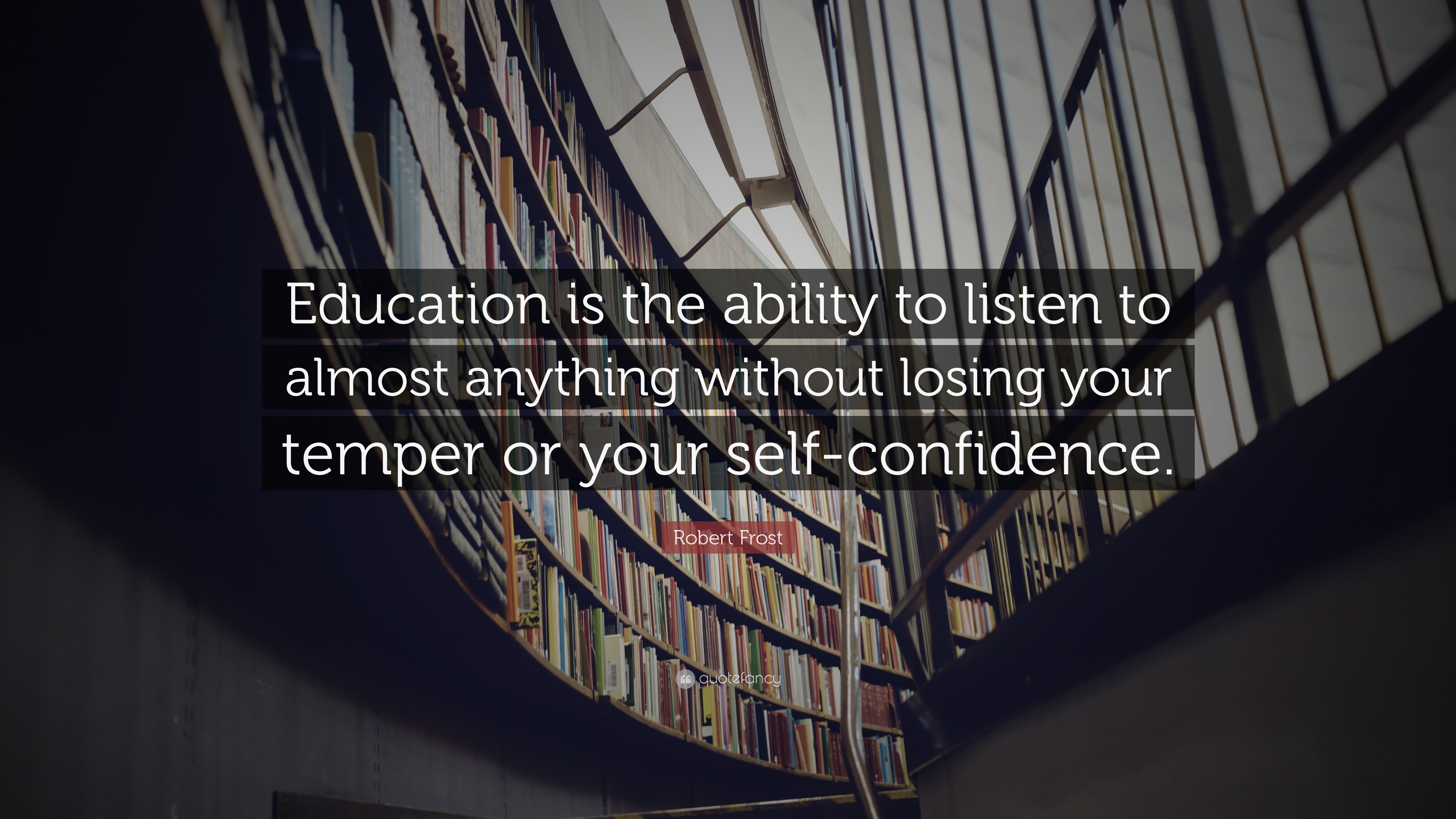 Robert Frost Education Quote Tumblr thumbnail