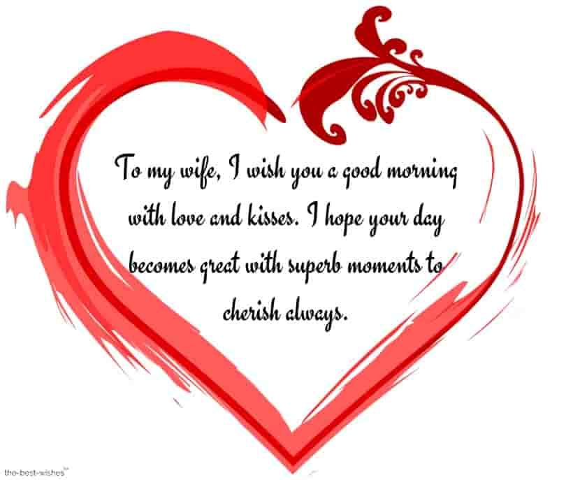 Romantic Good Morning Message For Your Wife thumbnail