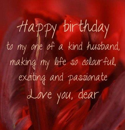 Romantic Happy Birthday Wishes For Husband Tumblr thumbnail