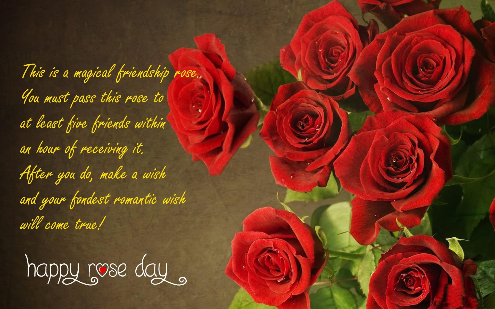 Rose Day For Best Friend thumbnail