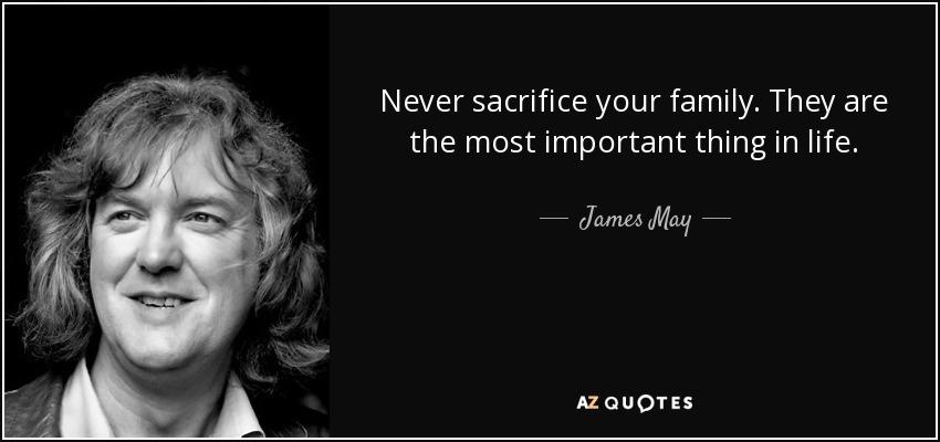 Sacrifice Quotes For Family Facebook thumbnail