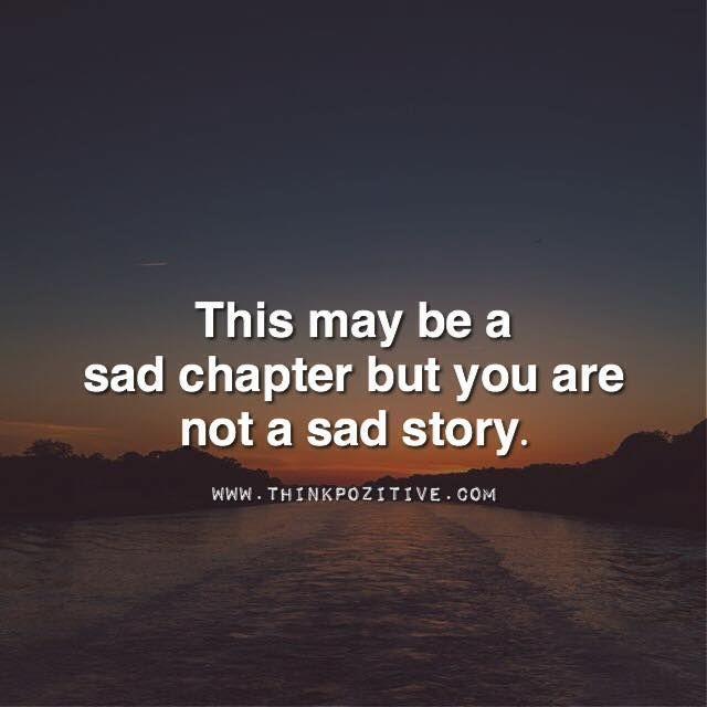 Sad But Positive Quotes Pinterest thumbnail