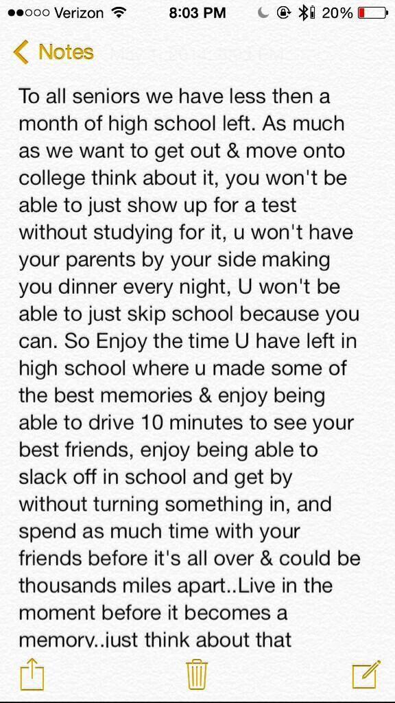 Sad High School Graduation Quotes Twitter thumbnail