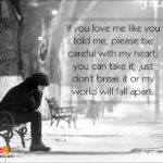 Sad Relationship Messages Facebook