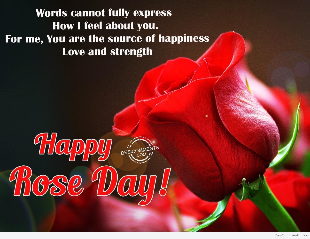 Sad Rose Day Facebook thumbnail