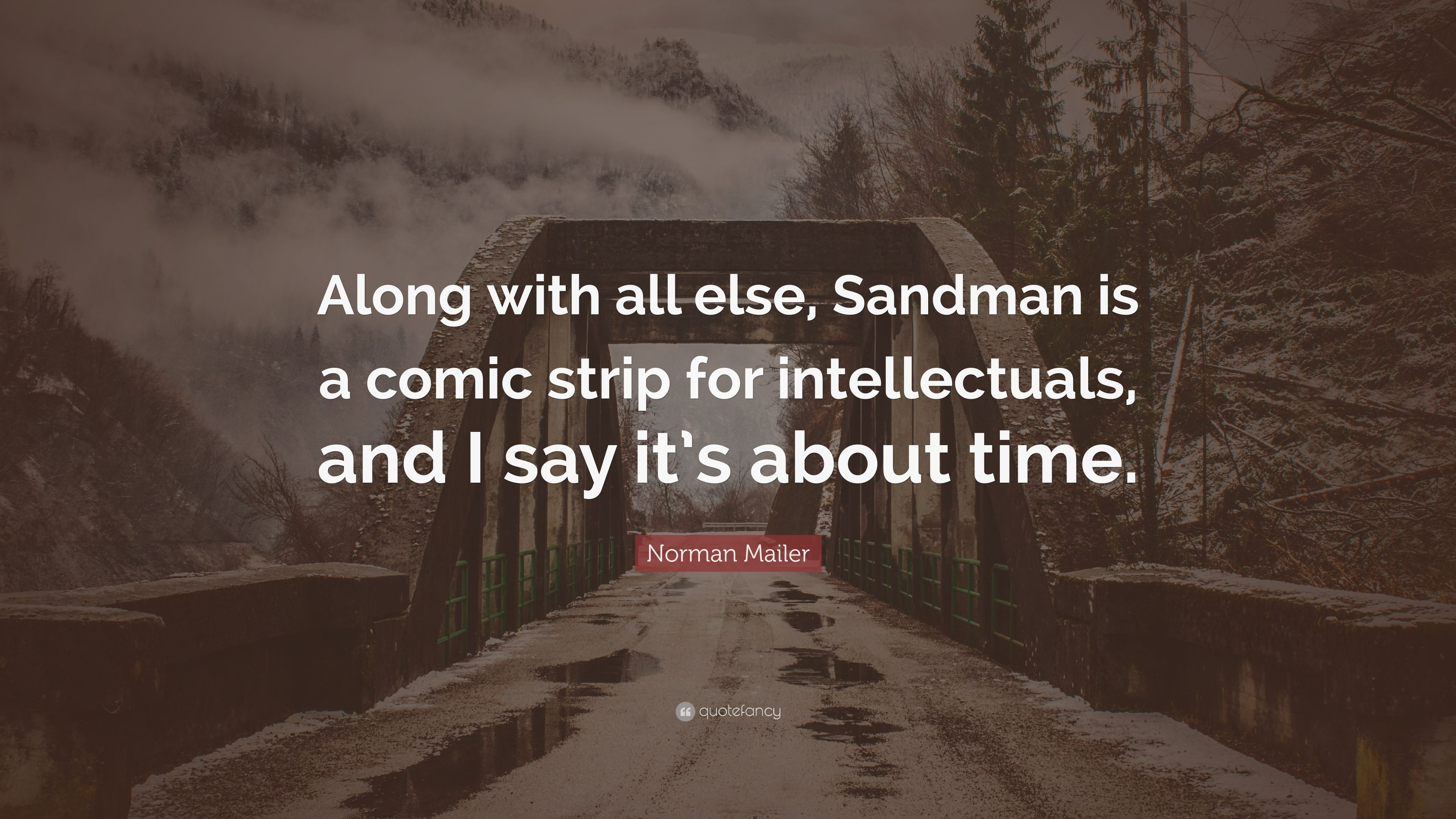 Sandman Comic Quotes Twitter thumbnail