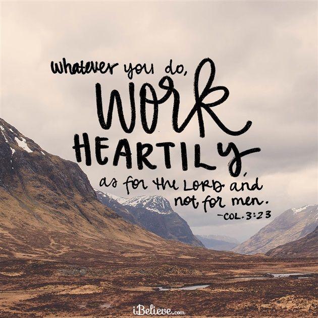Scripture For Encouragement At Work Facebook thumbnail