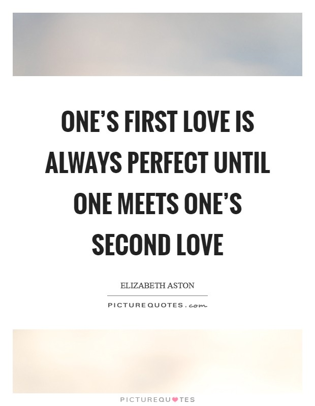 Second Love Quotes Pinterest thumbnail