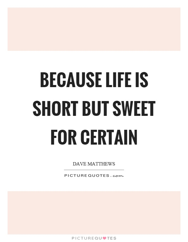 Short And Sweet Quotes Facebook thumbnail