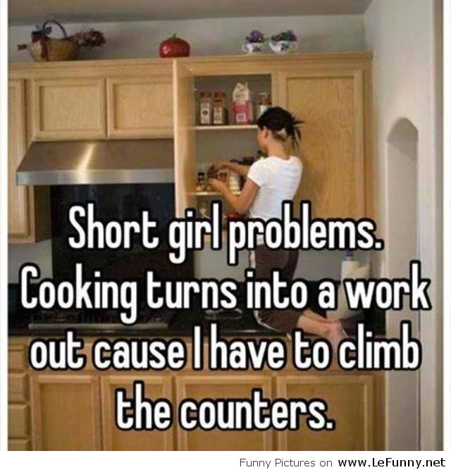 Short Girl Funny Quotes Twitter thumbnail