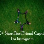 Short Good Captions For Instagram