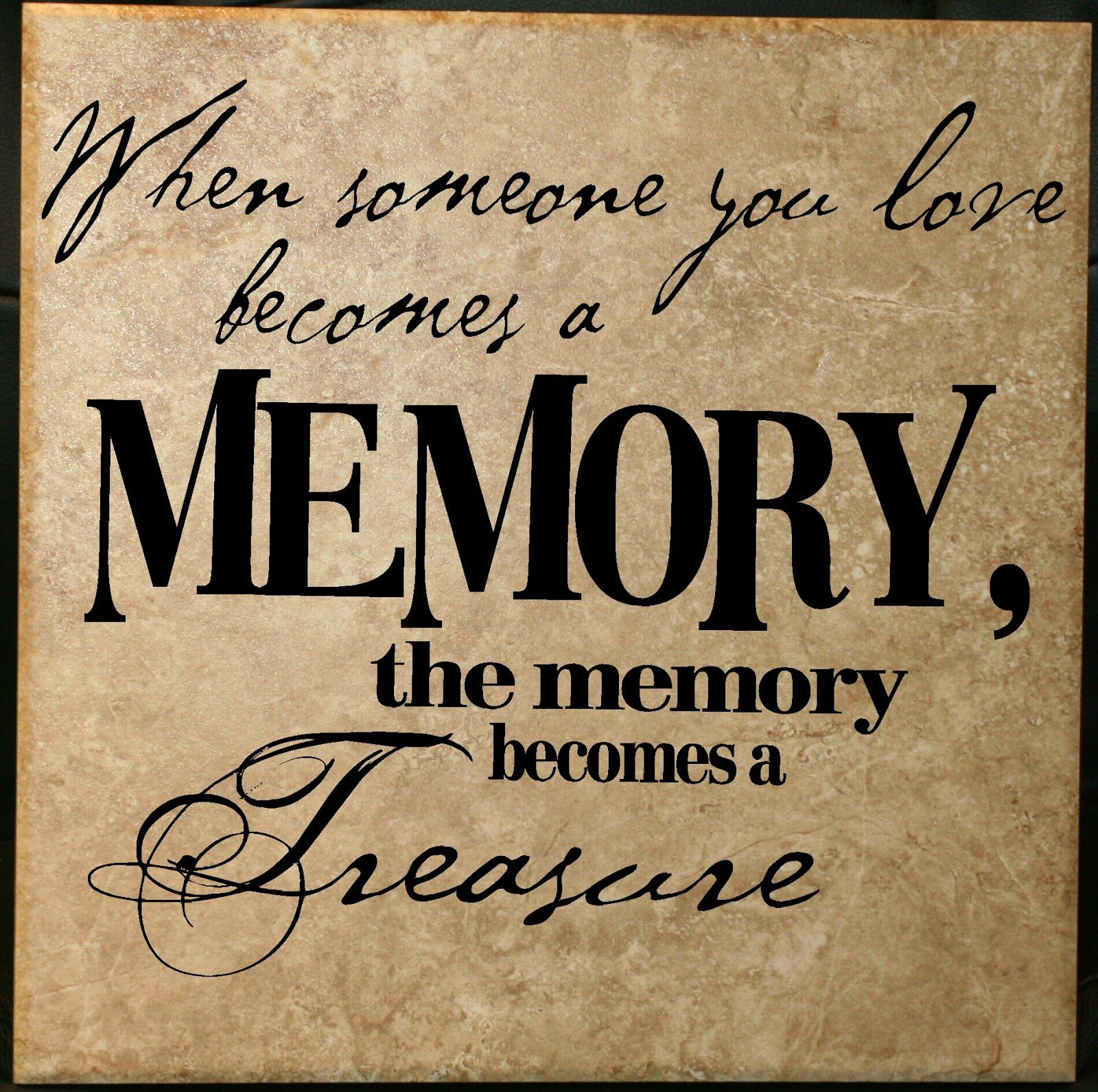 Short Memorial Quotes For Loved Ones Facebook thumbnail
