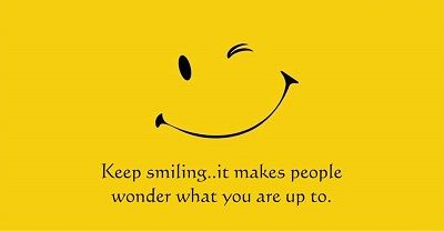 Short Quotes About Happiness And Smiling thumbnail