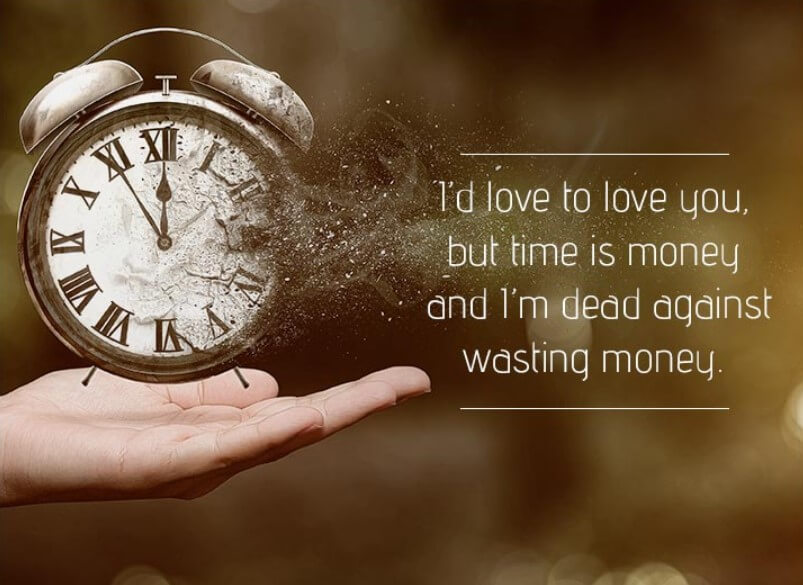 Short Quotes About Time And Love Twitter thumbnail