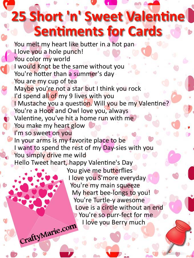 Short Valentine Sayings Twitter thumbnail