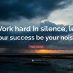 Silent Success Quotes Tumblr