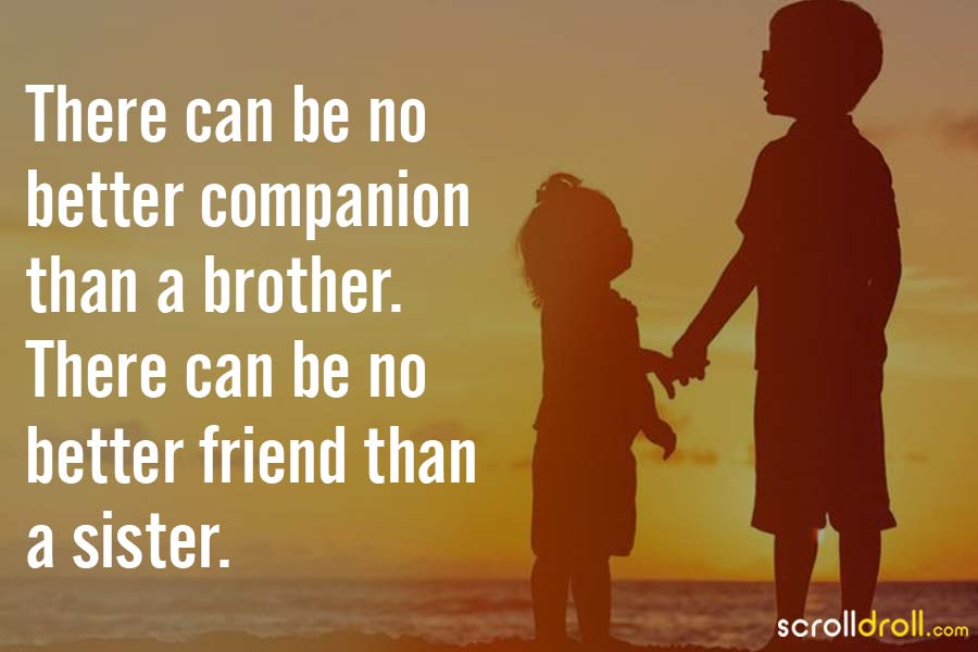 Sister Brother Love Quotes Pinterest thumbnail