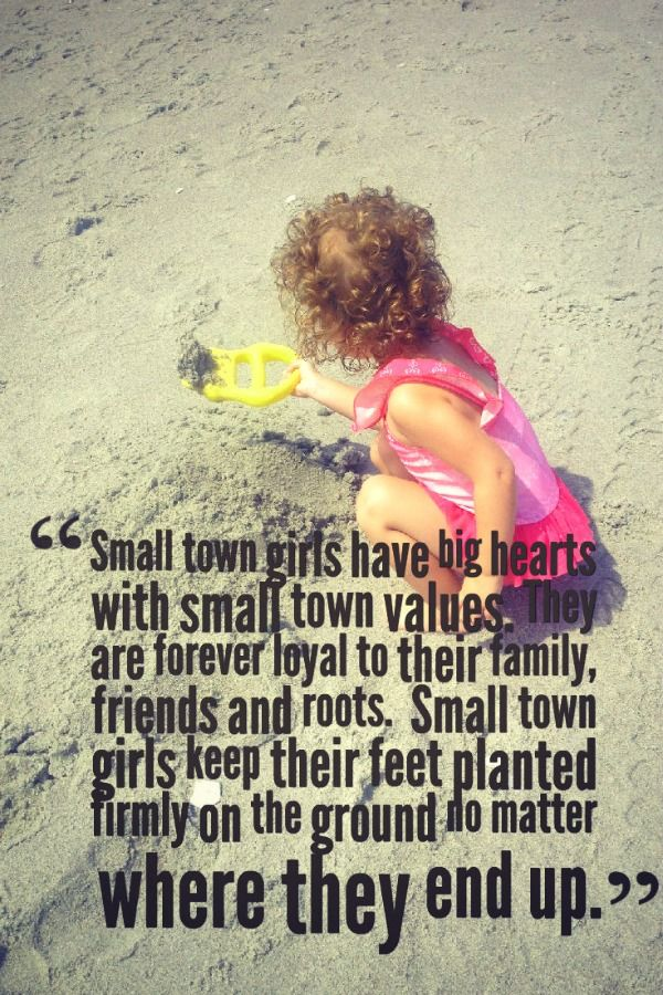 Small Town Girl Quotes thumbnail