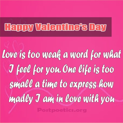 Small Valentine Quotes Facebook thumbnail