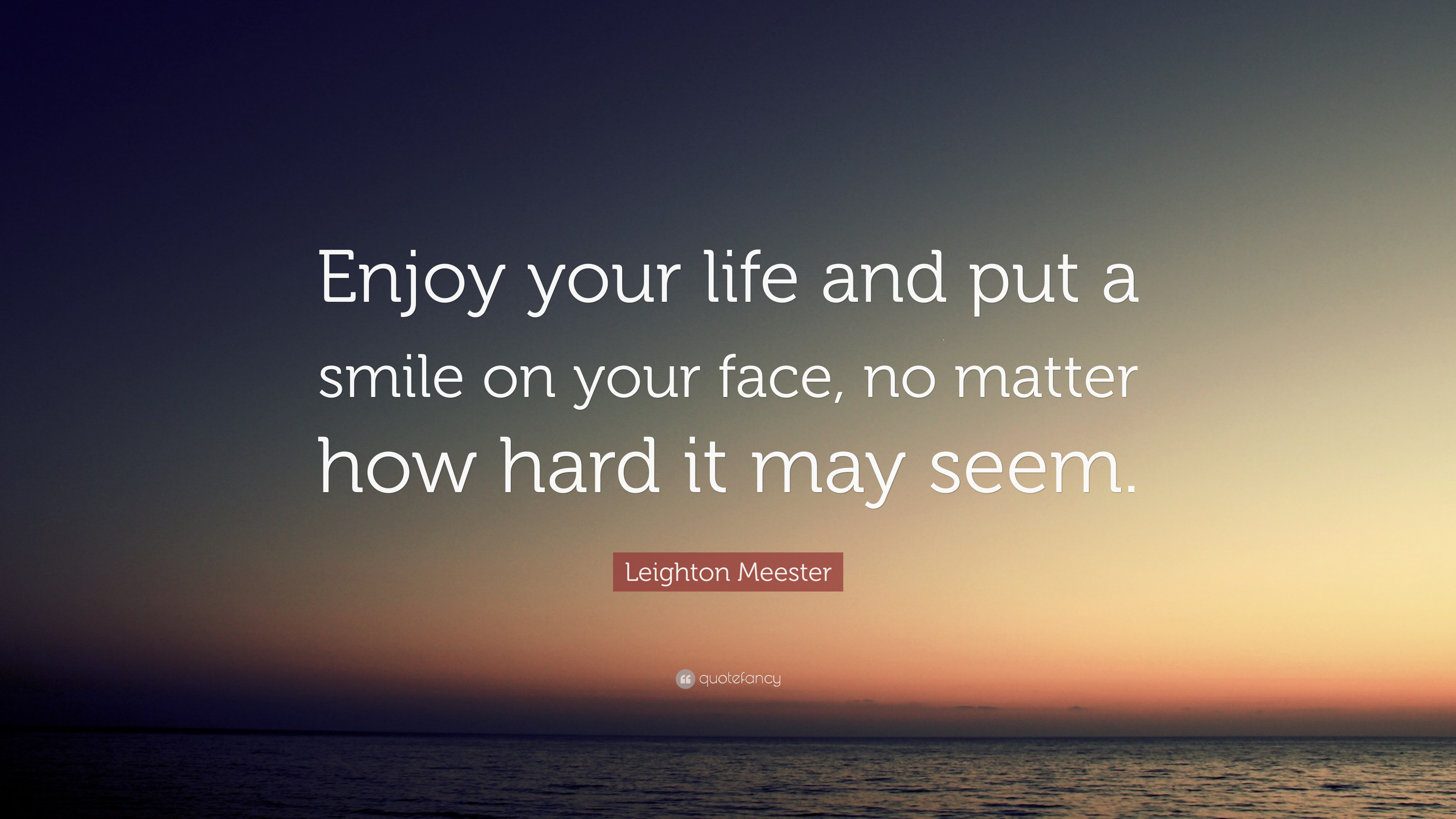 Smile Life Quotes Facebook thumbnail