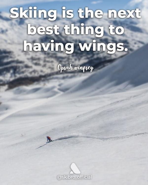 Snow Skiing Quotes thumbnail