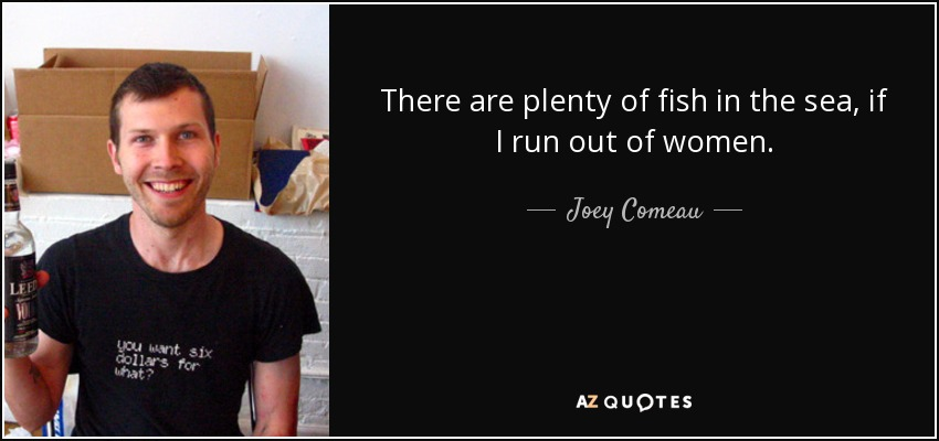 So Many Fish In The Sea Quotes Facebook thumbnail