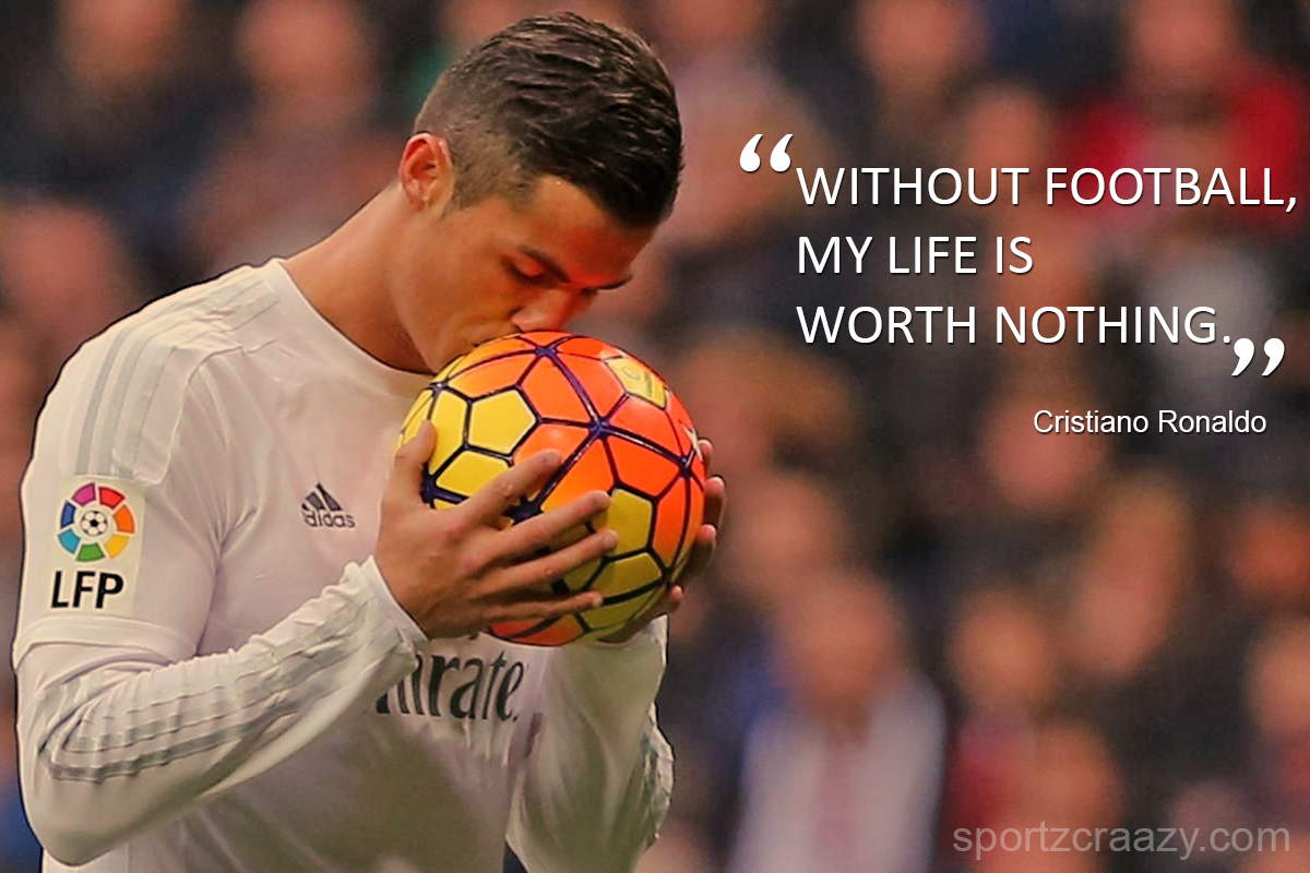 Soccer Is My Life Quotes Facebook thumbnail