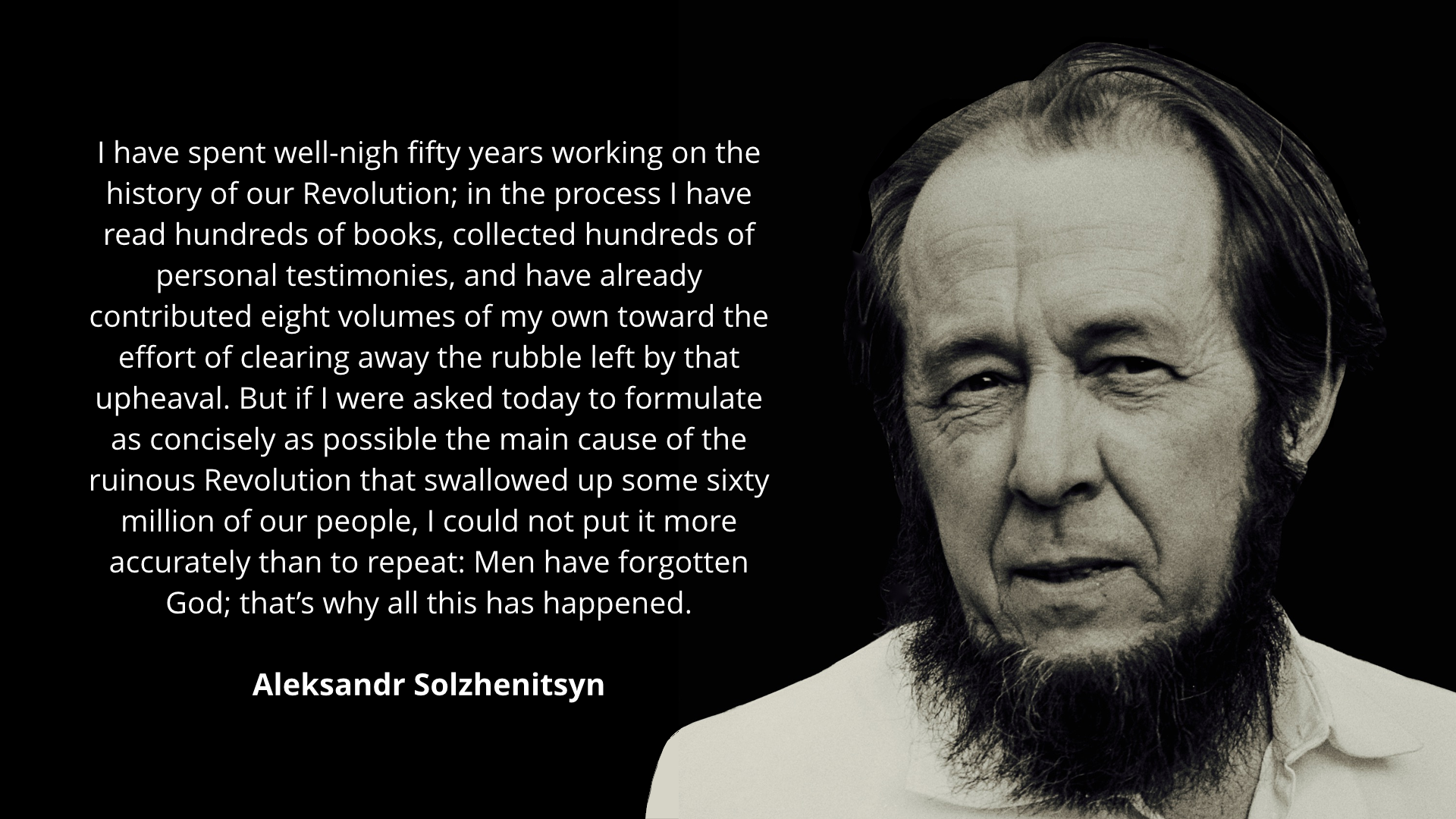 Solzhenitsyn Quotes Facebook thumbnail