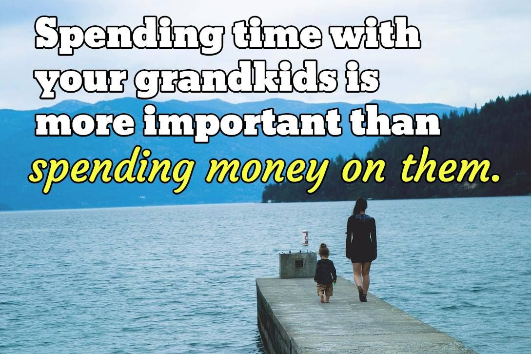 Spending Time With Grandchildren Quotes Twitter thumbnail