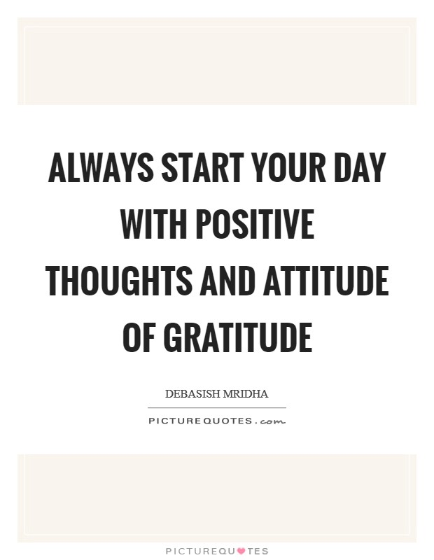 Start Your Day With Positive Thoughts Quotes thumbnail