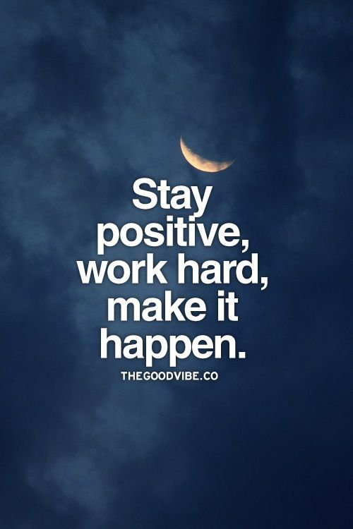 Stay Positive Work Hard Quotes thumbnail