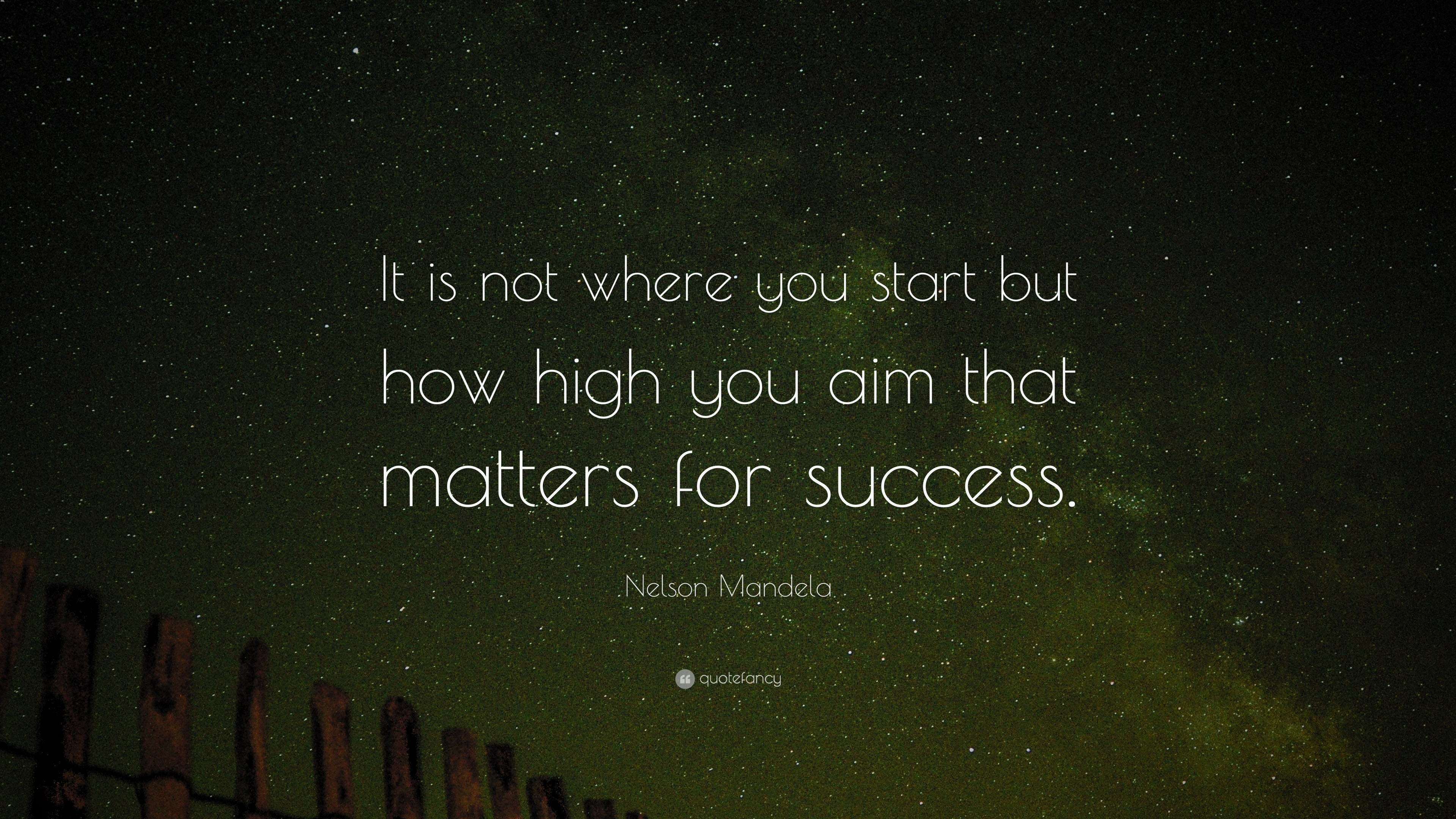 Succes Quote