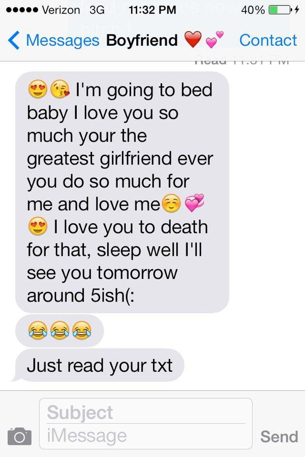Sweet Goodnight Text For Girlfriend thumbnail
