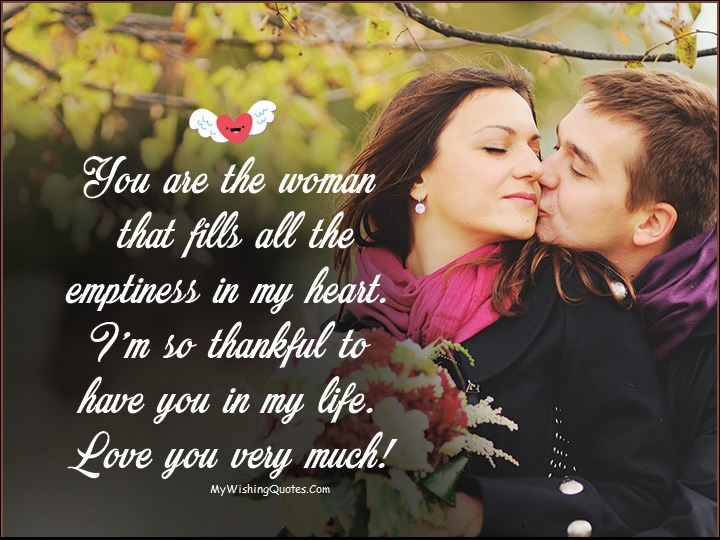 Sweet Love Quotes For Your Girlfriend thumbnail