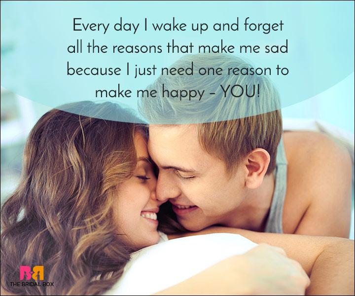Sweet Romantic Good Morning Quotes Pinterest thumbnail
