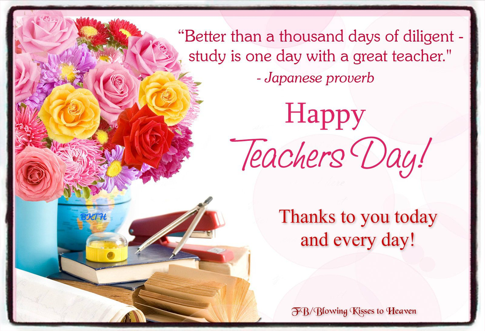 Teachers Day Happy Teachers Day Pinterest thumbnail